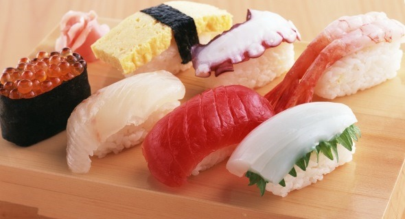 Суши-ассорти